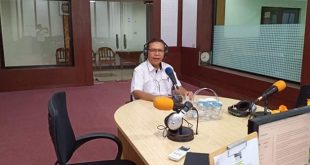 Ketua Harian PSSi Palembang, Suparman Romans. FOTO : VIRALSUMSEL.COM