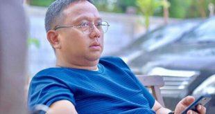 Ketua Askab PSSI Kabupaten Musi Rawas, H Rudi Irawan. FOTO :VIRALSUMSEL.COM
