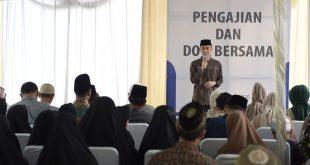 H Muchendi Mahzrekki Wakil Ketua DPRD Provinsi Sumsel. FOTO : VIRALSUMSEL.COM