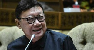 Menteri Pendayagunaan Aparatur Negara-Reformasi Birokrasi Tjahjo Kumolo. FOTO : NET