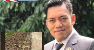 Anggota Fraksi Demokrat DPRD Kabupaten Banyuasin Darul Qutni,SE . FOTO : VIRALSUMSEL.COM