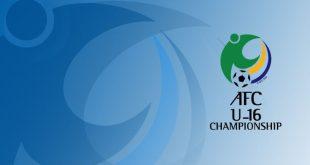 Logo Piala Asia U-16 2020 di Bahrain. FOTO : NET