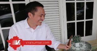 Sekretaris Daerah Pemerintah Kota Palembang Ratu Dewa. FOTO :VIRALSUMSEL.COM