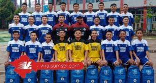 Skuat Tim Sepak Bola Persegrata. FOTO :VIRALSUMSEL.COM
