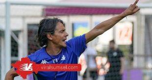 Filippo Inzaghi Pelatih Benevento raih tiket promosi ke Seria A. FOTO : IG INZAGHI