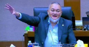 Alex Noerdin Wakil Ketua Komisi VII DPR RI. FOTO : TV PARLEMEN