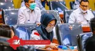 Amaliah Sobli S.KG MBA, Anggota DPD RI utusan Sumatera Selatan. FOTO :VIRALSUMSEL.COM