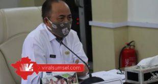 Sekretaris Daerah Kabupaten Muba Drs H Apriyadi MSi. FOTO :VIRALSUMSEL.COM