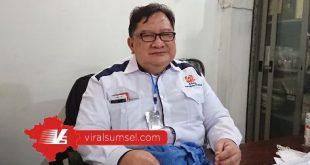 Ahmad Yani Wakil Ketua Umum KONI Provinsi Sumatera Selatan. FOTO :VIRALSUMSEL.COM