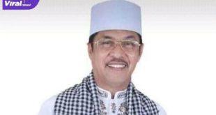 Buya HM. Husni Thamrin Madani pimpinan Ponpes Qodratullah Langkan, Banyuasin, meninggal dunia. FOTO : ISTIMEWA