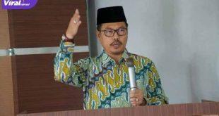 Kakanwil Kemenag Sumsel Dr. HM. Alfajri Zabidi MM, M.Pd.I. FOTO :VIRALSUMSEL.COM