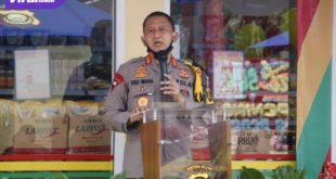 Kapolda Sumsel Irjen Pol Prof Dr Eko Indra Heri S MM. FOTO :VIRALSUMSEL.COM