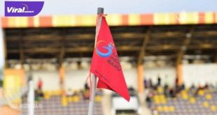 Bendera PT Liga Indonesia Baru. FOTO : IST