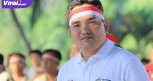 Beni Hernedi Wakil Bupati Musi Banyuasin. FOTO :VIRALSUMSEL.COM