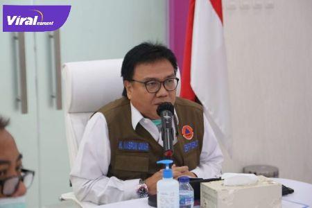 H Nasrun Umar Sekda Pemprov Sumsel. FOTO : VIRALSUMSEL.COM