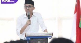 Panca Wijaya Akbar Mawardi Yahya calon Bupati Ogan Ilir. FOTO : VIRALSUMSEL.COM