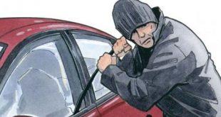 Ilustrasi pencurian mobil. FOTO : ISTIMEWA