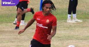 Erwin Gutawa Defender Sriwijaya FC. FOTO : IG