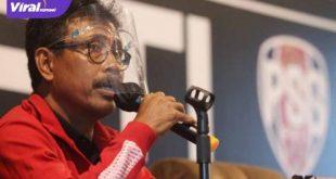 Ibnu Grahan Pelatih Kepala PSG Pati. FOTO :VIRALSUMSEL.COM