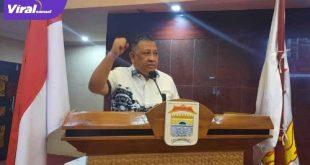 Anton Nurdin Ketua Umum KONI Kota Palembang. FOTO : VIRALSUMSEL.COM