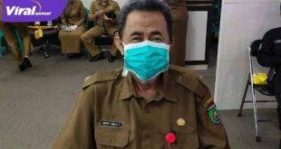 Happy Tedjo TS Kepala Dinas Kesehatan Kota Prabumulih. FOTO :VIRALSUMSEL.COM