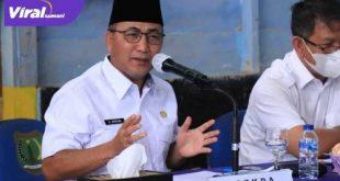 Sekretaris Daerah Muba, Drs Apriyadi MSi . FOTO : viralsumsel.com