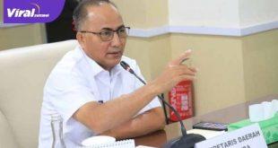 Sekda Muba Drs H Apriyadi MSi. FOTO : VIRALSUMSEL.COM