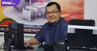 Wakil Direktur Utama PT Sriwijaya Optimis Mandiri H Hendri Zainuddin. FOTO :VIRALSUMSEL.COM