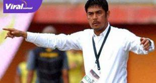 Pelatih Nil Maizar. FOTO : IG