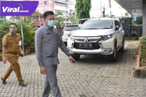Zainal Abidin Ketua DPRD Kota Palembang. FOTO : VIRALSUMSEL.COM