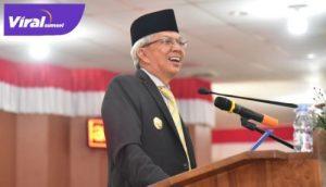 H Mawardi Yahya Wakil Gubernur Sumsel. FOTO : VIRALSUMSEL.COM
