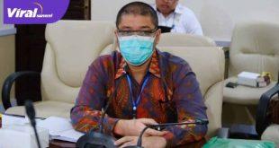 Kepala BPJS Kesehatan Cabang Palembang dr Muhammad Fakhiriza MH. FOTO : VIRALSUMSEL.COM