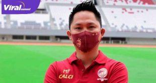 Manajer Tim Sriwijaya FC Muhammad Fadli. FOTO :VIRALSUMSEL.COM