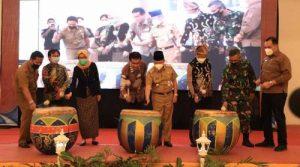 Wakil Walikota Lubuklinggau H Sulaiman Kohar mengikuti rapat teknis OPD Kebudayaan dan Pariwisata tingkat Provinsi Sumsel. FOTO : VIRALSUMSEL.COM