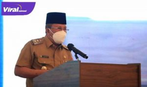 Wakil Walikota Lubuklinggau H Sulaiman Kohar. FOTO : VIRALSUMSEL.COM
