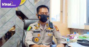 Kepala RS Bhayangkara Palembang, AKBP. dr. Wahono Edhi Prastowo, Sp.PD, FINASIM. FOTO :VIRALSUMSEL.COM