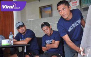 Rachmat Rivai mantan penyerang Sriwijaya FC jadi pelatih PON Maluku Utara. FOTO : IST
