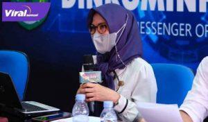 Sekretaris Dinkominfo Hj Nurzahrawati SPd MT. FOTO : VIRALSUMSEL.COM