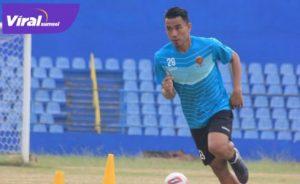Rudiyana striker Sriwijaya FC. FOTO : VIRALSUMSEL.COM
