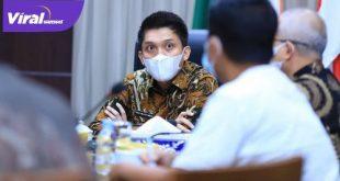 Panca Wijaya Akbar Bupati Ogan Ilir. FOTO : VIRALSUMSEL.COM