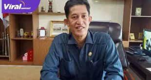 Ketua DPRD Kabupaten Banyuasin, H Irian Setiawan, SH, M.Si. FOTO : IST