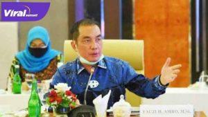 Fauzi Amro Anggota DPR RI dari Fraksi Nasdem. FOTO : VIRALSUMSEL.COM