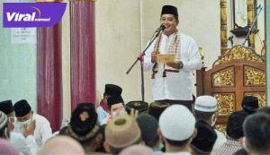 H Askolani Bupatu Kabupaten Banyuasin. FOTO : VIRALSUMSEL.COM