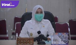 Wakil Walikota Palembang Fitrianti Agustinda. FOTO : VIRALSUMSEL.COM