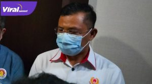 Ahmad Tahir Ketua Harian KONI Sumsel. FOTO : VIRALSUMSEL.COM