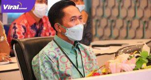 Sekda Kota Palembang Drs. Ratu Dewa. FOTO : VIRALSUMSEL.COM