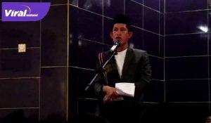 Ketua DPRD Kabupaten Banyuasin, H Irian Setiawan, SH, M.Si. gelar Safari Ramadhan 1442 H. FOTO : VIRALSUMSEL.COM