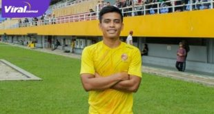 Tedy Berlian saat masih berseregam Sriwijaya FC, FOTO : VIRALSUMSEL.COM