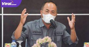 Sekretaris Daerah Muba Drs H Apriyadi Msi. Foto : viralsumsel.com