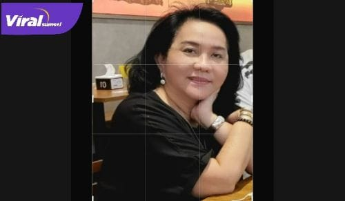Hj Lucianty Direktur Keuangan PS Palembang. Foto : viralsumsel.com